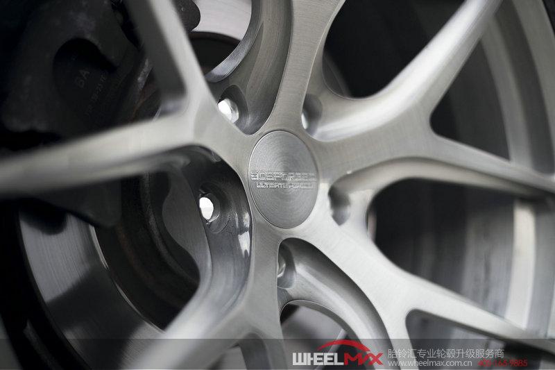 305FORGED  UF101款锻造轻量化轮毂