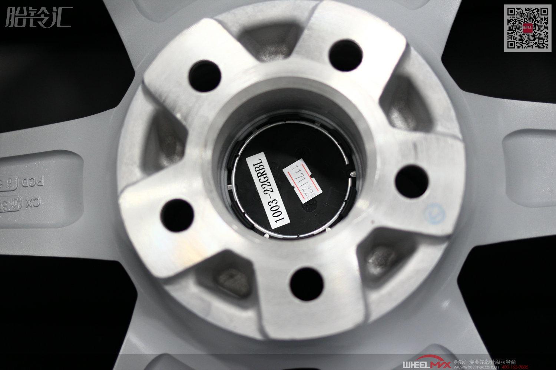 美国NICHE M193银色两片式设计精品轮毂